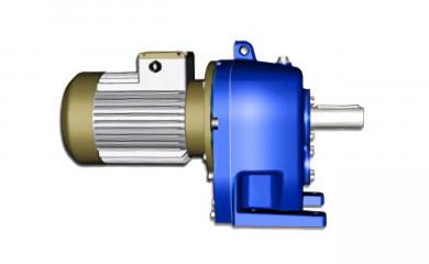 4МЦ2С - двухступенчатые соосные мотор-редукторы