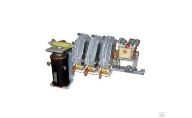Контакторы постоянного тока КТП 6033