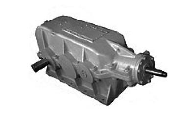 Коническо-цилиндрический редуктор КЦ2-500 трехступенчатый
