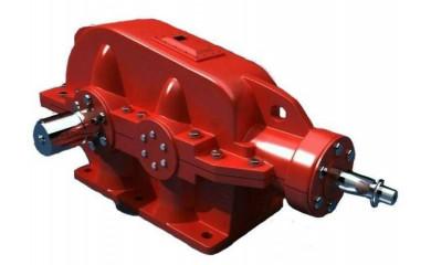 Редуктор КЦ 1-400 коническо-цилиндрический двухступенчатый