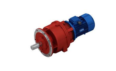 Мотор редуктор МПО2М-15