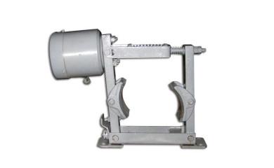 Тормоз колодочный ТКП-100