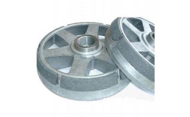 Вентилятор (тормоз тельфера) с феродо для КГ 1605-6/КГ 1608-6