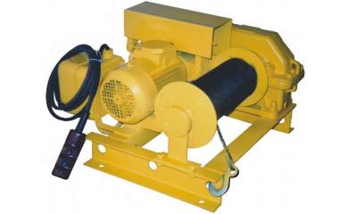 Лебёдка подъемно-монтажная ТЛ-16М электрическая 140 м / 0.5 т