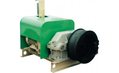 Лебёдка подъемно-монтажная ТЛ-14Б электрическая 80 м / 0.63 т