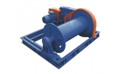 Лебёдка подъемно-монтажная ЛМ-8А электрическая 250 м / 8.0 тонны