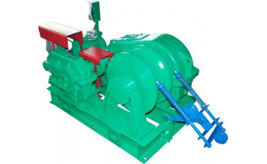 Лебёдка тягово-маневровая ЛЭМ-5Ш1, (ЛЭМ-5БР) электрическая 220 м / 315 тонн