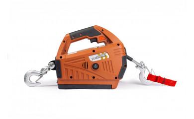 Лебедка электрическая TOR SQ450 24В- 0.45 тонны / 4.6 метров