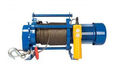 Лебедка электрическаяTOR KCD 300- 0.3тонны / 70 метров