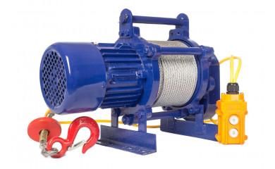 Лебедка электрическаяTOR KCD 300380В- 0.3тонны / 30 метров