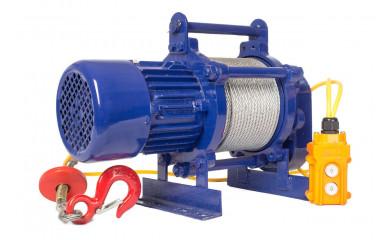 Лебедка электрическаяTOR KCD 300380В- 0.3тонны / 70 метров