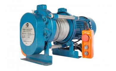 Лебедка электрическаяTOR KCD 500220В- 0.5тонн / 100 метров