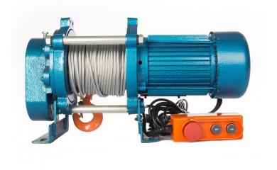 Лебедка электрическаяTOR KCD 500380В- 0.5тонн / 30 метров