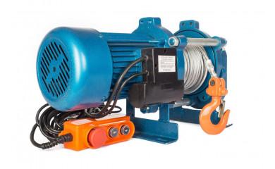 Лебедка электрическаяTOR KCD 750380В - 0.75тонн / 70 метров