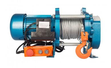 Лебедка электрическаяTOR KCD 1000380В - 1.0тонн / 100 метров