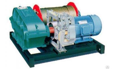 Лебёдка подъемно-монтажная TOR JM2000 электрическая 150 м / 2.0 тонн