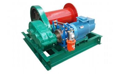 Лебёдка подъемно-монтажная TOR JM5000 электрическая 250 м / 5.0 тонн