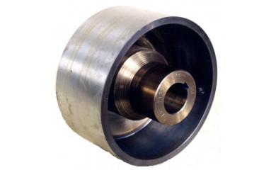 Тормозной шкив D-400 мм.