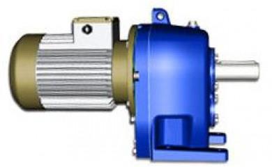 Мотор-редуктор цилиндрический МЦ2С-160