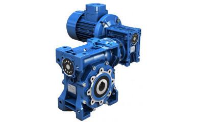 Мотор-редуктор NMRV - 110/063 (DRV)