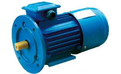 ЭлектродвигательМТF112-6Е2ДУ1 IP44 5.0 кВт 925 об/мин Ротор 210V 15,7 А,с эл. тормозом HPS16 180 VDC