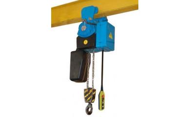 Таль ВЕ 093М г/п 500кг в/п 3,2 - 12 м цепная электрическая передвижная