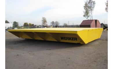 Транспортная цеховая тележка WERKER-WT