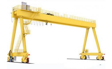 Козловой двухбалочный кран 16 тонн / 6 - 20 метров подъем