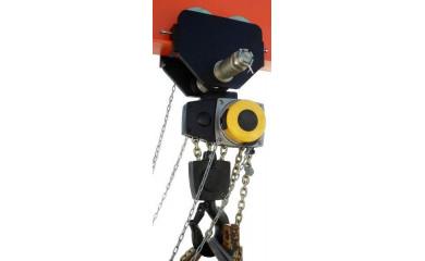 Таль ручная шестеренная передвижная ТРШБМ-10,0 (г/п 10 000 кг - 3, 6, 9, 12 метров)