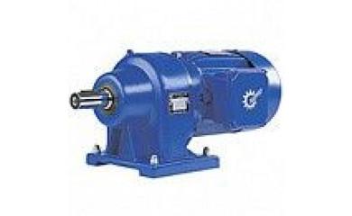 Мотор-редуктор NORD SK 12 стандартный, цилиндрический