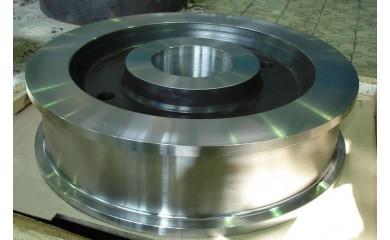 Колесо крановое К2Р-200х60