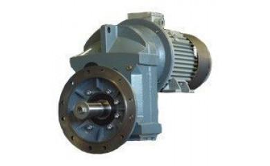 МЦЧ2-250/500М Мотор-редуктор цилиндро-червячный трехступенчатый